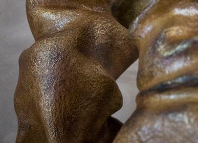 Sculptures, statuettes et miniatures - K-Fées - SANDY POUGET / PAPER PULP