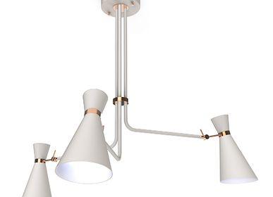 Pendant lamps - Simone | Suspension Lamp - DELIGHTFULL