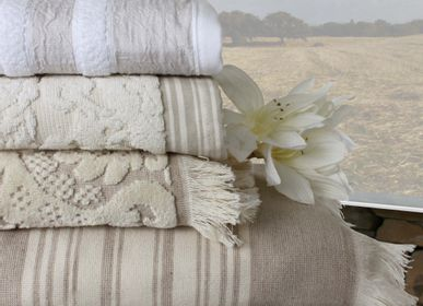 Bath towel - LUXURY TERRY TOWELS - MIA ZARROCCO - FINE LINENS
