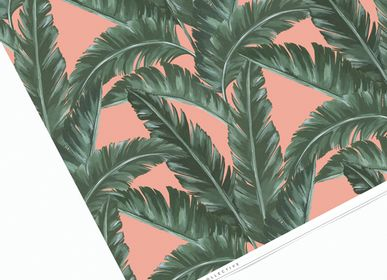 Stationery / Card shop / Writing - Botanical Patterned Wrapping Paper - TUPPENCE COLLECTIVE