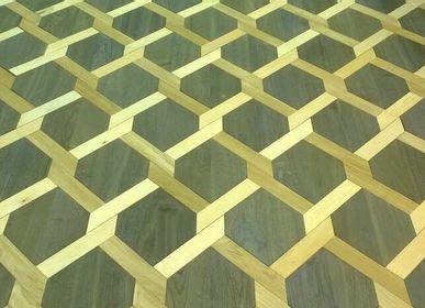 Mosaics - Art parquet   - VIELARIS PARQUET