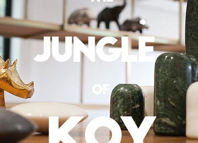 Sculptures / statuettes / miniatures - ZOO - KOY