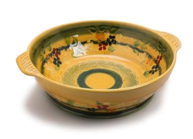 Ceramic - provençal conical bowl - SOULEO È PROVENCE