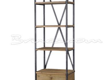 Bookshelves - KERSLEY RACK  - BRUCS
