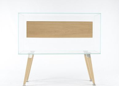 "Console table - Console ""Air"" - ROMUALD FLEURY"