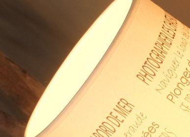 Objets personnalisables - LAMPE - MONSIEUR & MADAME TAL