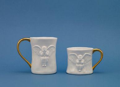 Tasses et mugs - Angel Couple Mug - X+Q ART