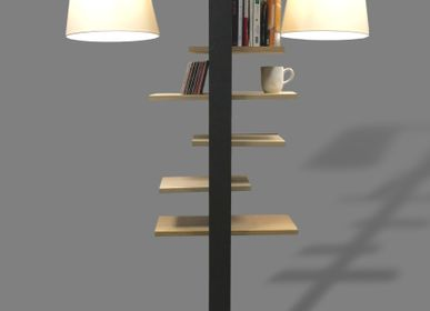 Bookshelves - Lampe - Bibliothèque - HOME AND CREATION