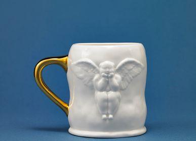 Tasses et mugs - Angel Milk Mug - X+Q ART