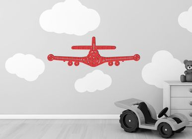 Decorative frescoes - Sticker tissu 3D : Spitfire - LOLA PARIS
