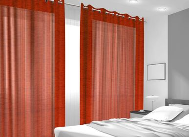 Curtains / window coverings - Rideaux : Charleston Curtain - LOLA PARIS