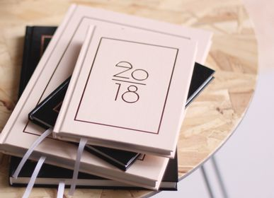 Gifts - Hardcover Planner/Diary 2018 - DIN A6 & DIN A5 - NAVUCKO.