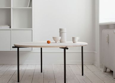 Tables basses - Rond - DESIGN NATION