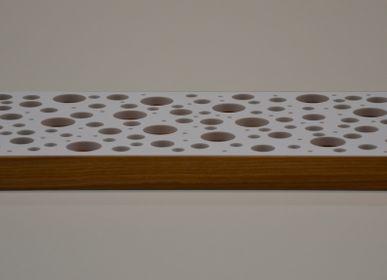 Assiettes de réception - La planche à pain - HENRI P