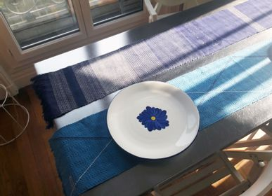 Kitchen fabrics - Table runners. 100% cotton. - CLAUDIA DE LA HOZ TEXTILE-DECO