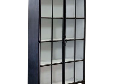 Shelves - CASH GLASS CABINET - BECARA
