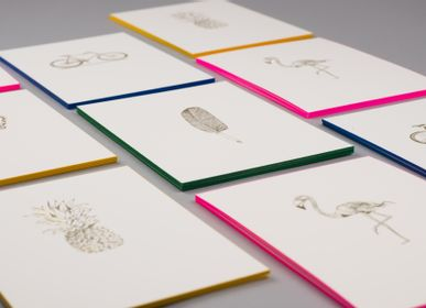 Stationery - GOLD FEVER Collection - PAPETTE
