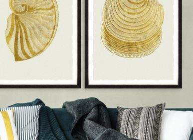 Other wall decoration - GOLD SEASHELL set - MINDTHEGAP