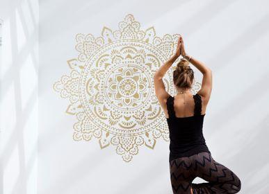 Décoration murale - Mandala stencils - IBIZA STENCILS