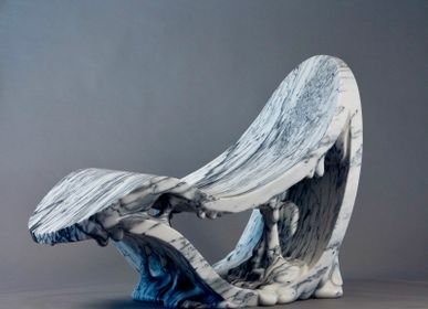 Chaises longues - Lay down - chaise longue - MANTA HANDMADE STONE DESIGN