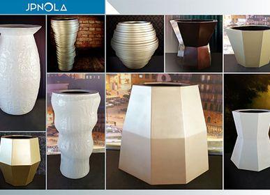 Outdoor decorative accessories - Fiber Vases - THEPOLOART