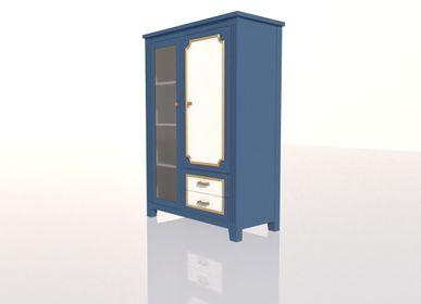 """Bookshelves - ABRUZZO """"Vertiko"""" 001 - RUSTIL MOBEL"""