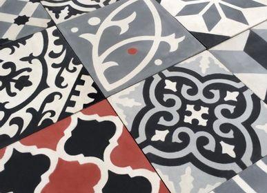 Crockery - CEMENT FLOOR TILES  - CAROKECH