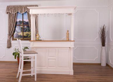 Bureaux - Bar avec ciel & chaise de bar - SZEL MOB