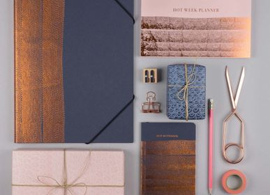 Stationery - Hot Copper Stationery Collection  - PAPETTE