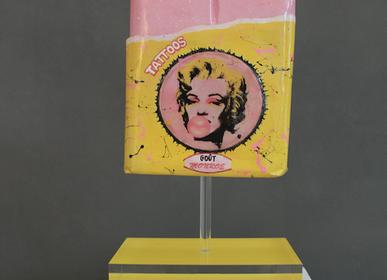 Sculptures / statuettes / miniatures - Malab'art goût Marilyn - GALERIE DURET