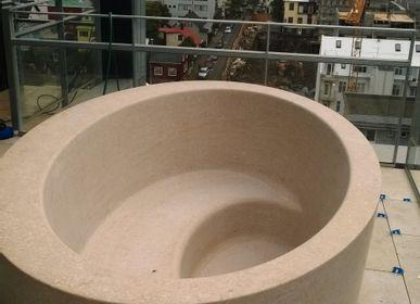 Baignoires - Vasque à débordement - MARMI FAEDO