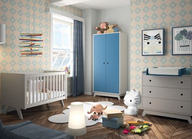 Baby furniture - CHAMBRE BEBE MADAVIN - MATHY BY BOLS