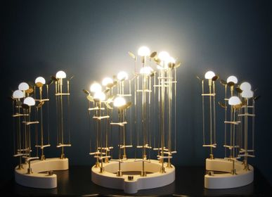 Lampes de table - Constance - Thierry Toutin LUMINOPHILIE