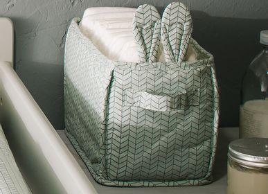 Childcare  accessories - Diaper storage Good Night - LITTLE CREVETTE