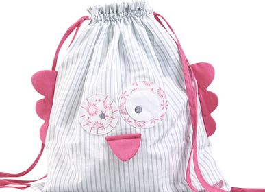 Bags and totes - Owl backpack - LITTLE CREVETTE