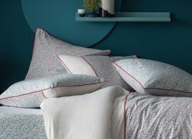 Bed linens - Nuit vegetale  - BLANC CERISE