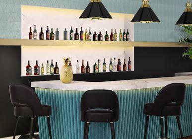 Chairs - Collins | Bar Chair - ESSENTIAL HOME