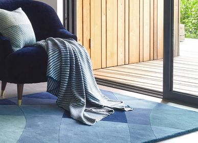 Contemporary - RHYTHMIC TIDES RUG - CLAIRE GAUDION