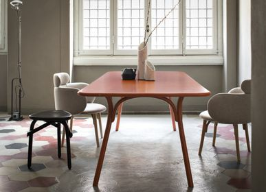Tables - ARCH DINING TABLE - GEBRUEDER THONET VIENNA GMBH (GTV)