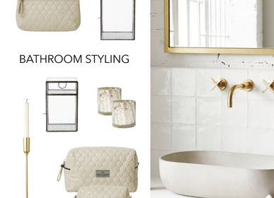Gift - White bathroom style - MOLLY MARAIS