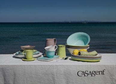 Everyday plates - POSITANO plate - CASAGENT