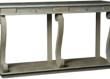 Console table - CONSOLE LOUIS PHILIPPE GM  - MIRAL DECO