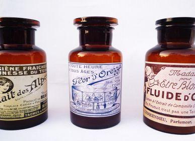 Objets de décoration - Flacons, Amphores, Pots à coton - TIEF
