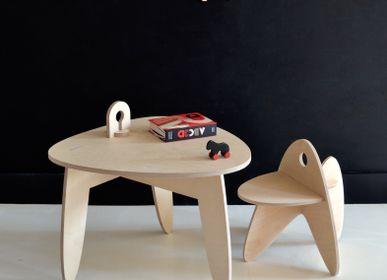 Tables et chaises pour enfants - MÉTÉORE - MAKÉ MAKÉ