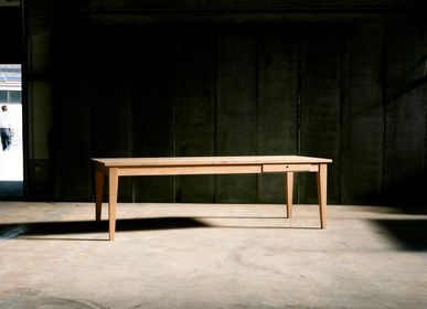 Dining Tables - FARMER table - HEERENHUIS MANUFACTUUR
