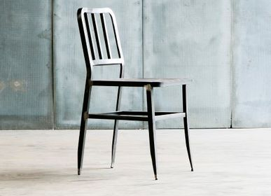 Chairs - Metal Chair - HEERENHUIS MANUFACTUUR