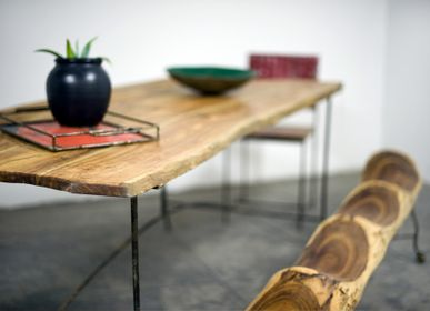 Dining Tables - Nisa Dining Table - MOOGOO CREATIVE AFRICA