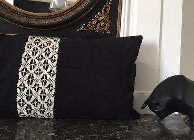 Cushions - coussin et puy - LA P'TITE FABRIK