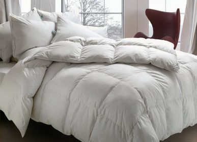 Comforters, pillows - Duvet EXCEL  WINTER **** 220x240 100%W.G.D. F.P.850 - CINELLI PIUME E PIUMINI SRL