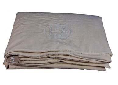 Bed linens - courtepointe  - LA P'TITE FABRIK